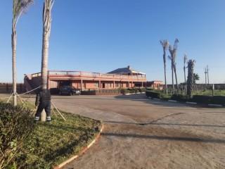 Vente d'une ferme équipée à Bouskoura