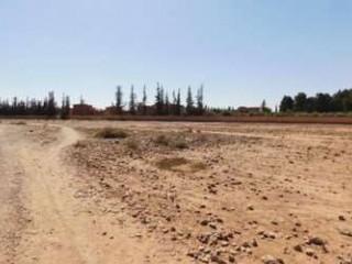Deux parcelles à vendre km 13 route de Fès Marrakech