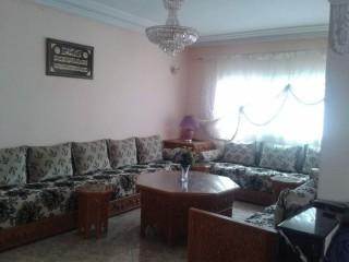 Appartement meublé de 88 m²