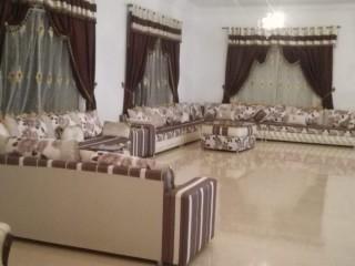 Location journalier d'un appartement meublé a Hay Riad