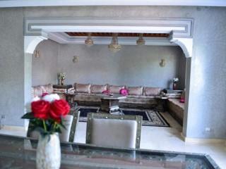 Location journalier d'un villa meublée à Tanger
