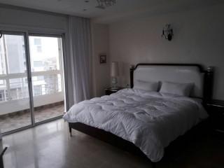 Location d'un appartement Meublé à hy riad rabat