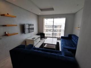 Location d'un appartement meublé à Perstigia, Rabat