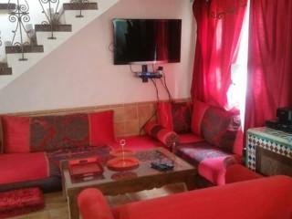 Location journalier d'un villa meublée à Harhoura
