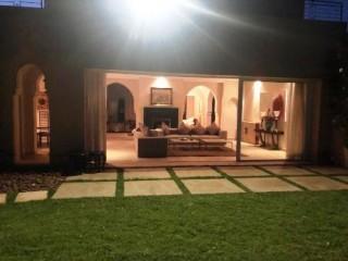 Location journalier d'un villa meublée à Marrakech