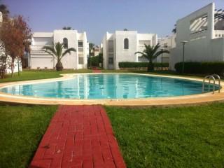 Villa bien meublé  à Harhoura,